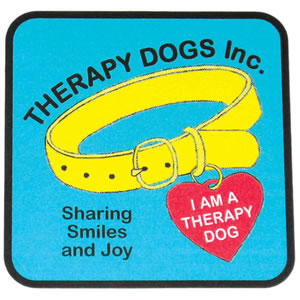therapy dogs inc